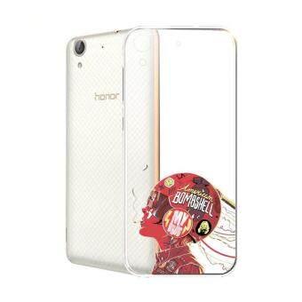 Hug Case TPU เคส Huawei Y6 II เคสโทรศัพท์พิมพ์ลาย MyDrug เนื้อบาง 0.3 mm