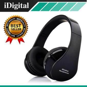 iDigital หูฟังบลูทูธ ไร้สาย Bluetooth Headphone Stereo รุ่น8252
