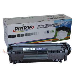HP LaserJet 1010/1012/1015/1018/1020/1022/1022N/1022NW/3015/3020/3030/3050/3050 ,AIO/3052/ 3055/M1005/ M1005 MFP/M1319Fใช้ตลับหมึกเลเซอร์เทียบเท่ารุ่นQ2612A/2612/2612A/12A/Q2612 Pritop