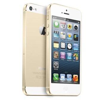 REFURBISHED Apple iPhone 5 4G 32 GB (Gold) แถม เคส+ฟิล์มกระจก