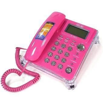 โทรศัพท์โชว์เบอร์โทรเข้า MCTEL รุ่น SM-888CID
