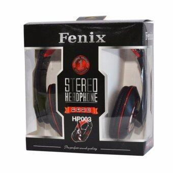 Feonix หูฟังเกมส์ รุ่น HP003 (ฺBlack)