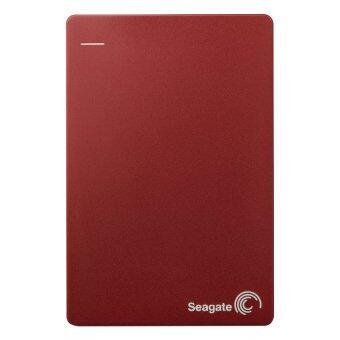 รีวิวสินค้า Seagate New Backup Plus Slim 2TB USB 3.0 - Red (STDR2000303 ) ข้อมูล