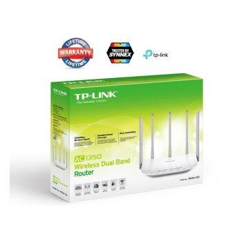 Harga TP-Link Archer C60 AC1350 Wireless Dual Band Router -LIFE TIME(SYNNEX,TP-LINK SERVICE CENTER)
