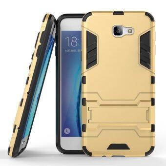 โทรศัพท์ลูกผสม BYT TPU+PC Neo เคสสำหรับ Samsung Galaxy J5 นายก/บน 5( 2559) (ทอง)