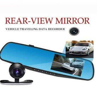 กล้องติดรถยนต์ กระจกมองหลัง REAR-VIEW MIRROR