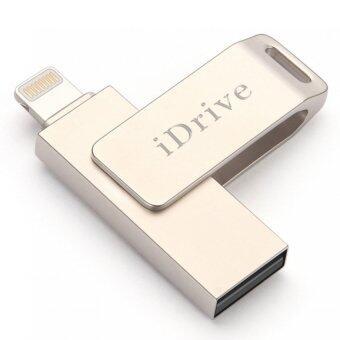 iDrive iDiskk Pro รุ่น LX-811 USB 2.0 32GB แฟลชไดร์ฟสำรองข้อมูล iPhone,IPad แบบหมุน