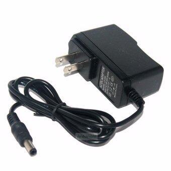 DC อะแดปเตอร์ Adapter 12V 1A 1000mA หม้อแปลง อแดปเตอร์แปลงไฟ หม้อแปลงกล้องวงจรปิด 5.5*2.1mm (Black)