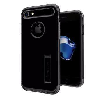 SPIGEN เคส Apple iPhone 7 Case Slim Armor : Jet Black