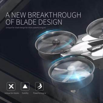 JJRC โดรน สี่วงล้อ CX-10WD H-3 สีดำ (new breakthrough of blade design) (image 1)
