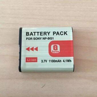 แบตกล้อง รหัสแบต NP-BG1 / NP-FG1 Type G แบตกล้องโซนี่ SonyDSC-HX20, HX30, N1, N2, DSC-T100, T20, W290, W300 .Replacement Battery for Sony