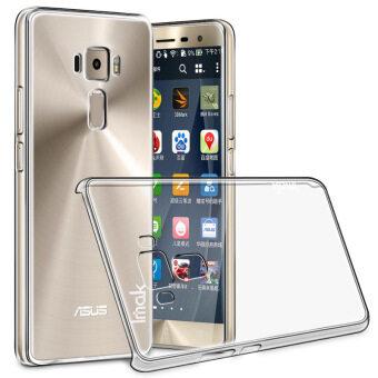 Imak เคสพีซีสำหรับ Asus Zenfone 3 ZE552KL 13.97ซม (เคลียร์)