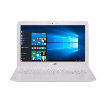 Asus แล็ปท็อป รุ่น K556UQ-XX083D i7-6500U 2.5GH 4G 1TB GT940MX 2G (สีขาว)