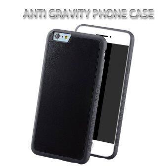 mega tiny iphone 6 plus สีดำ เคสดูดกระจก anti gravity case