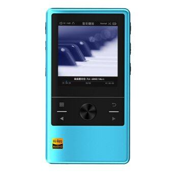 Cayin N3 เครื่องเล่นพกพา Hi-Res รองรับ Loseless DSD MP3 USB DAC Bluetooth 4.0 (สีฟ้า)