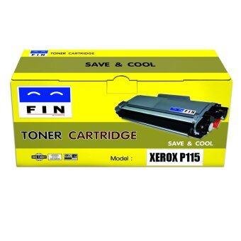 FIN Fuji Xerox DocuPrint P115/ P115b ตลับหมึกเลเซอร์ดำ รุ่น CT202137