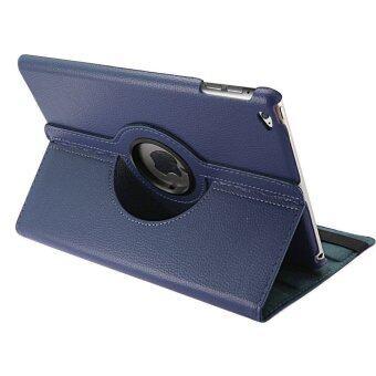 Cool case เคสไอแพดแอร์ 2 iPad Air 2 Case 360-Style (Dark Blue)