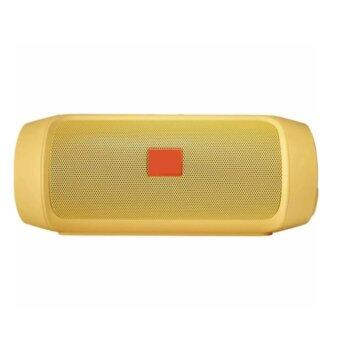 Charge 2+ Portable Stereo Speaker (Yellow) ประกันศูนย์ไทย