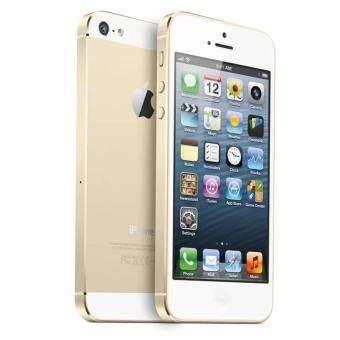 REFURBISHED Apple iPhone 5 4G 16 GB (Gold) เคส+ฟิล์มกระจก