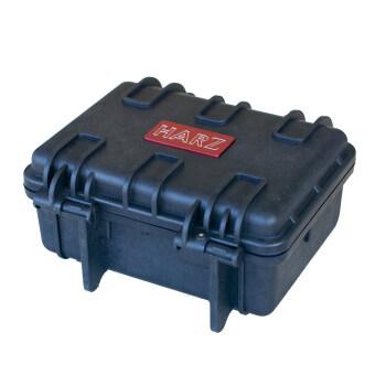 HARZ กล่องกันกระแทกกันน้ำ รุ่น HC-272-Black