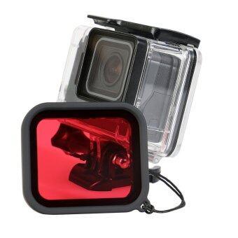 Allwin เคสกันน้ำด้วยตัวอาคารดำน้ำเคสสำหรับ GoPro Hero 5 กล้อง ราคาถูกที่สุด ส่งฟรีทั่วประเทศ