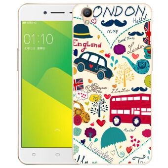โทรศัพท์ BUILDPHONE TPU ซอฟต์เคสสำหรับ OPPO A37 (หลายสี)