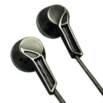 Auglamour AG-Rx1 หูฟังเอียบัดบอดี้โลหะหรู (สีเทาดำ)