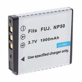 แบตกล้องฟูจิ รหัส NP-50 FNP50 / Kod KLIC-7004 แบตเตอรี่กล้อง Fujifilm X10, Fujifilm X20, Fujifilm XF1, FinePix XP100, XP150, XP170, XP200, F800EXR, F850EXR, F900EXR, FinePix REAL 3D W3 ..Battery for Fuji