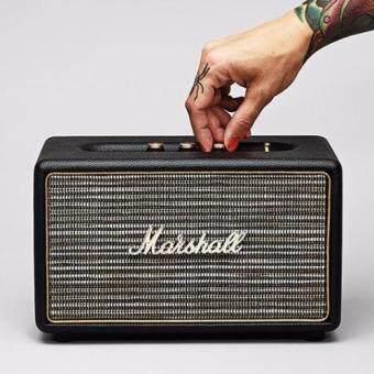 Marshall ACTON - ประกัน 1 ปี ลำโพงมีบูลทูธ ปรับเสียงเบส เสียงกลาง เสียงสูงได้