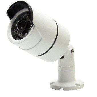 Mastersat กล้องวงจรปิด CCTV IP camera 2 MP 1080P ระบบ POE เดินสายแลนอย่างเดียว ระบบไฟ 48V. ใช้ได้ไกล 100 เมตร