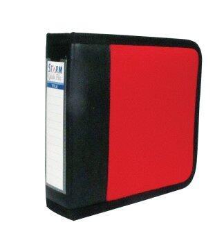 Storm กระเป๋าใส่ CD 30 CDs - Red