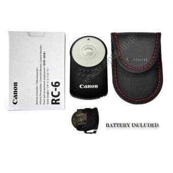 Canon RC-6 OEM IR Infrared Remote รีโมทไร้สายแบบอินฟาเรดสำหรับกล้องแคนนอน