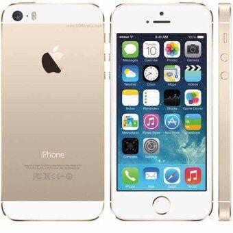 สินค้ายอดนิยม apple iphone5s 16GB GOLD 5s (Free Screen Protector&Case) เช็คราคา