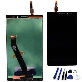 จอแสดงผลแอลซีดี+Touch ผลิตแผงจอดิจิทัลสำหรับ lenovo k910 VIBE ซีโทรศัพท์มือถือ+ชุดเครื่องมือฟรี