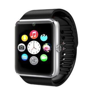 Riche T08 นาฬิกาโทรศัพท์อัจฉริยะ รุ่น Riche GT08 (สีเงิน/ดำ)