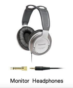 PANASONIC หูฟังครอบหัว RP-HTF360 -