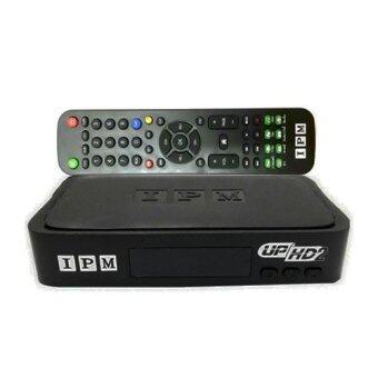 IPM Receiver IPM UP HD 2 (Thaicom) กล่องรับสัญญาณ