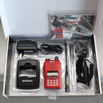 SPENDER วิทยุสื่อสาร 5W HERO-X5 (สีแดง)