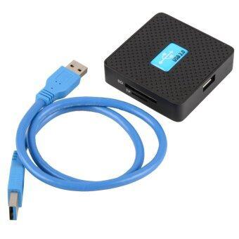 ความเร็วสูง USB 3.0 ทั้งหมด 1 เอส XD cf ที่ ถ้าเขา M2 MS อะแดปเตอร์อ่านการ์ดหน่วยความจำแฟลช-