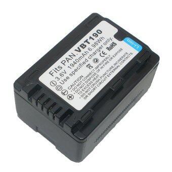 แบตกล้อง Panasonic รุ่น VBT190