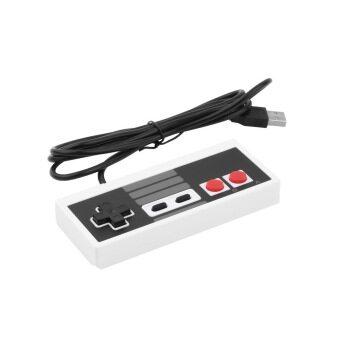 โอไม่ระบุควบคุมเกมคลาสสิค Joypad ควบคุมเกมสำหรับ Nintendo NES วินโดวส์พีซี MAC