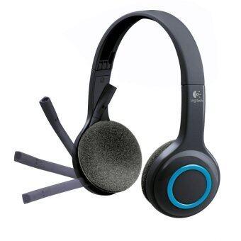 Logitech H600 หูฟังไวเลสแบบครอบหู สีดำ