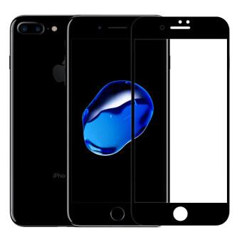 Cessory ฟิล์มกระจกนิรภัย เต็มจอ iPhone 7 Plus (5.5นิ้ว) 0.26mm 2.5D ขอบมน (สีดำ)