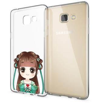 HugCase TPU เคส Samsung Galaxy A5 2016เคสโทรศัพท์พิมพ์ลาย My Heart เนื้อบาง 0.3 mm
