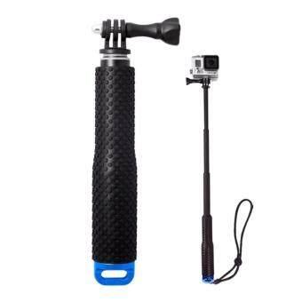 ข้อมูล GoPro ไม้เซลฟี่ กล้อง Gopro / SJ CAM / Action Camera(Blue) ขายถูก