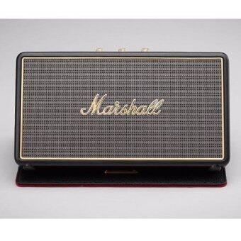 Marshall Stockwell - ประกัน 1 ปี ลำโพงบลูทูธ ขนาดกะทัดรัด มีบลูทูธ มีแบตเตอรี่ในตัว