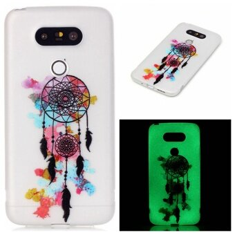 Harga Luminous Soft TPU Case for LG G5 - Colorized Dream Catcher