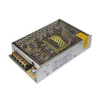 Mastersat กล่องรวมไฟ (แบบรังผึ้ง) 7 Ch. 12V 10A 120W สำหรับกล้องวงจรปิด ไม่ใช้ อแดปเตอร์ Switching Power Supply
