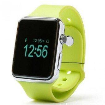 A1 Smart Watch Bluetooth รุ่นA1 (สีเขียว)