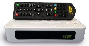 DTV กล่องรับสัญญาณจานดาวเทียม DTV HD-1 รายการทรู 18 ช่อง รับชมได้ถึง 31/03/2560 RECEIVER DTV HD1 คมชัดระดับ Full HD รองรับไทยคม C band และ Ku band (White )